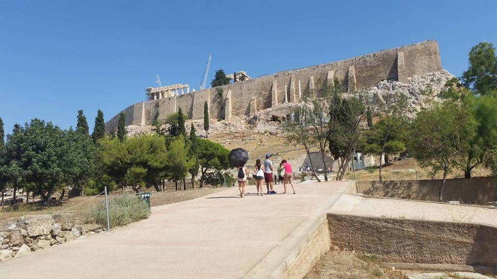 Афины столица Греции-2