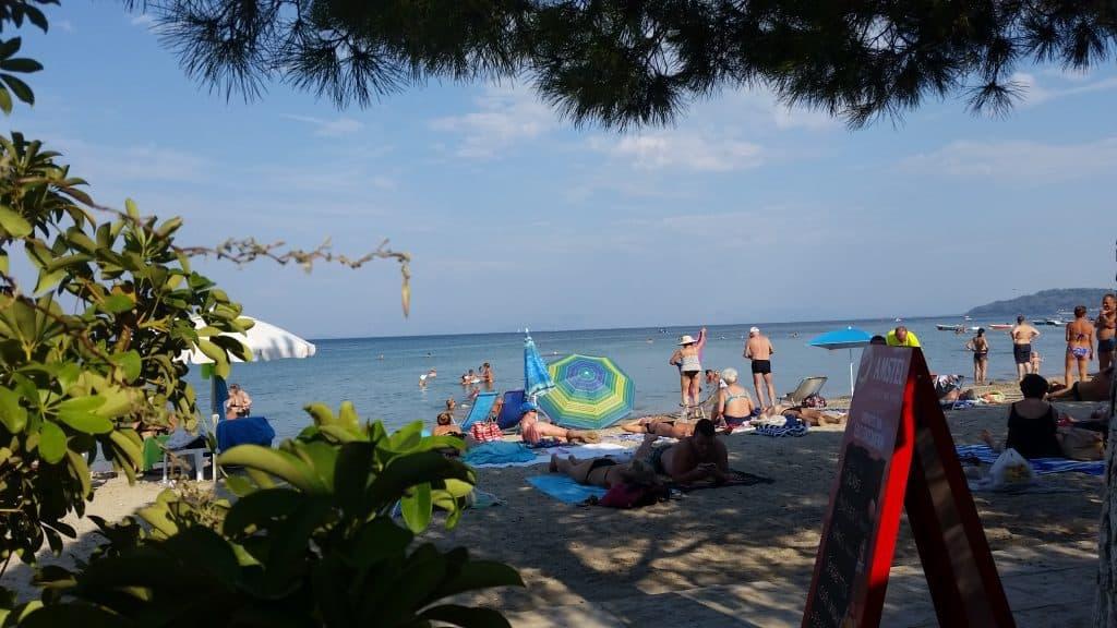 Остров Корфу Греция-1
