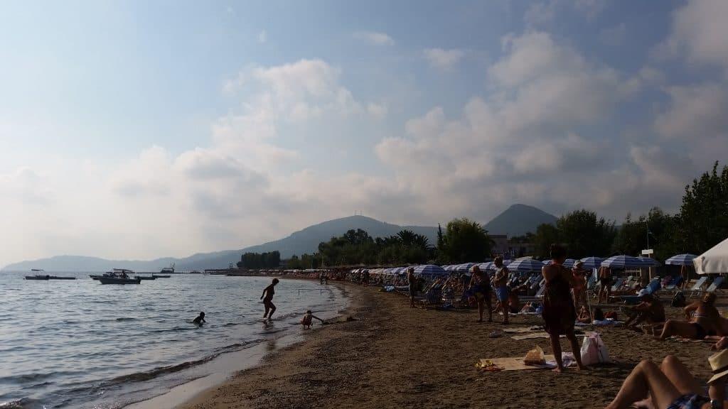 Остров Корфу Греция-5