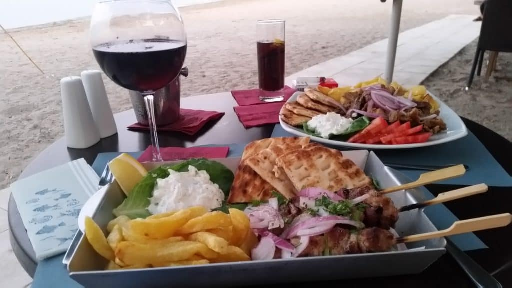 Остров Корфу Греция-6