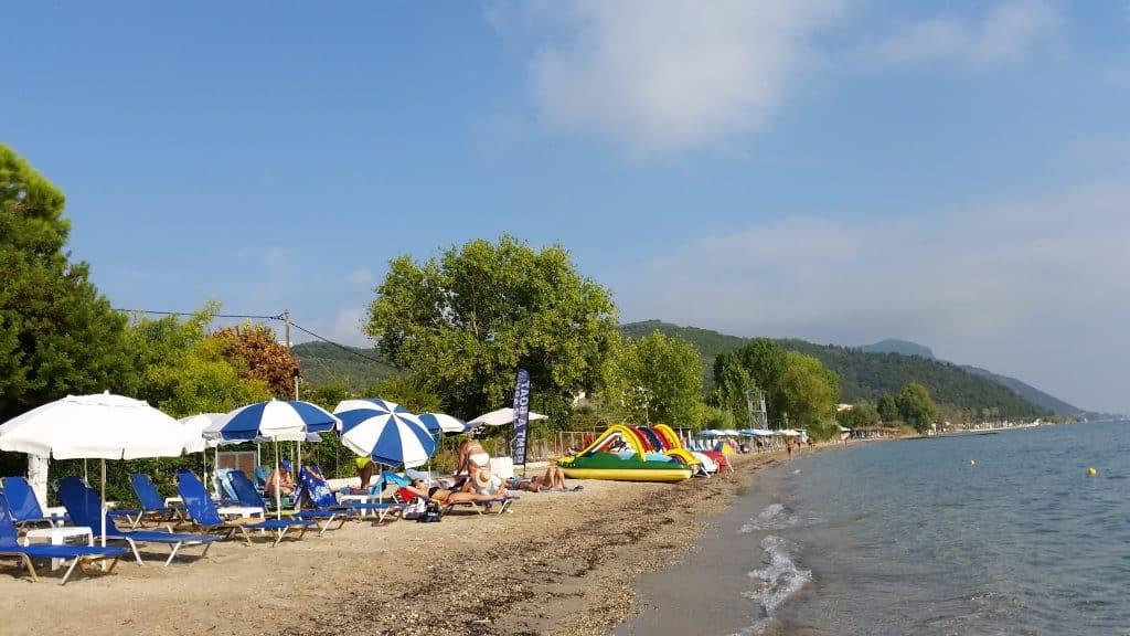 Остров Корфу Греция-2