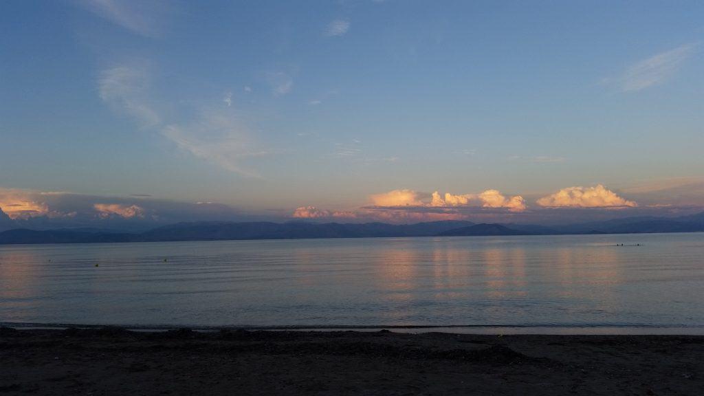Остров Корфу Греция-3