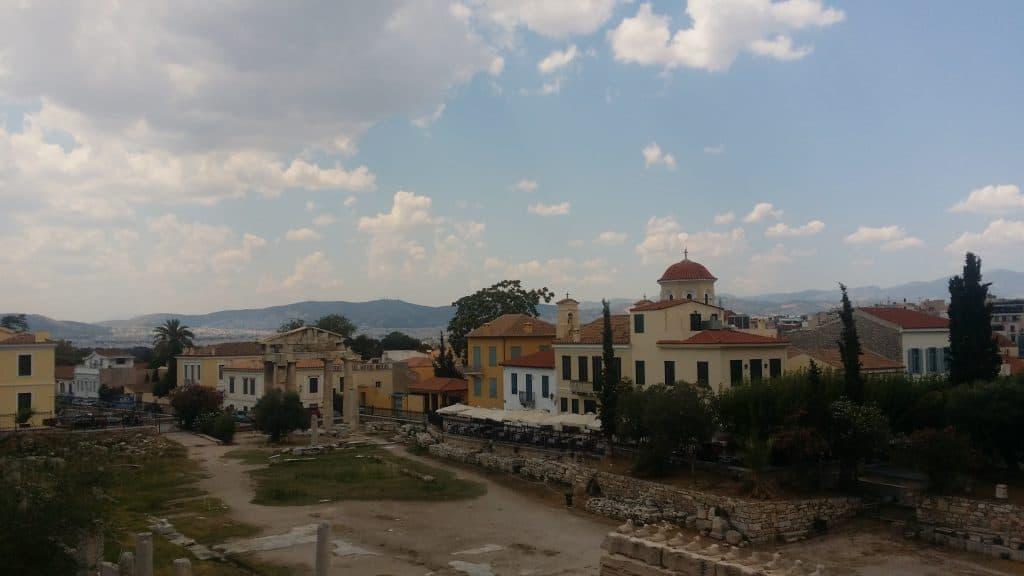 Афины столица Греции-17