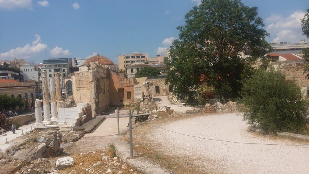Афины столица Греции-4
