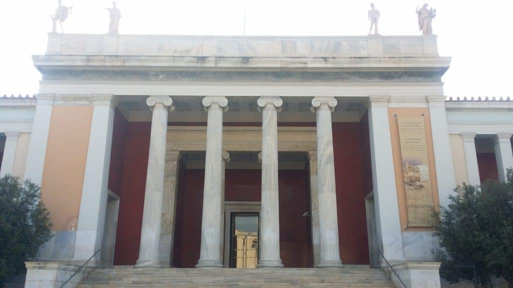 Афины столица Греции-12