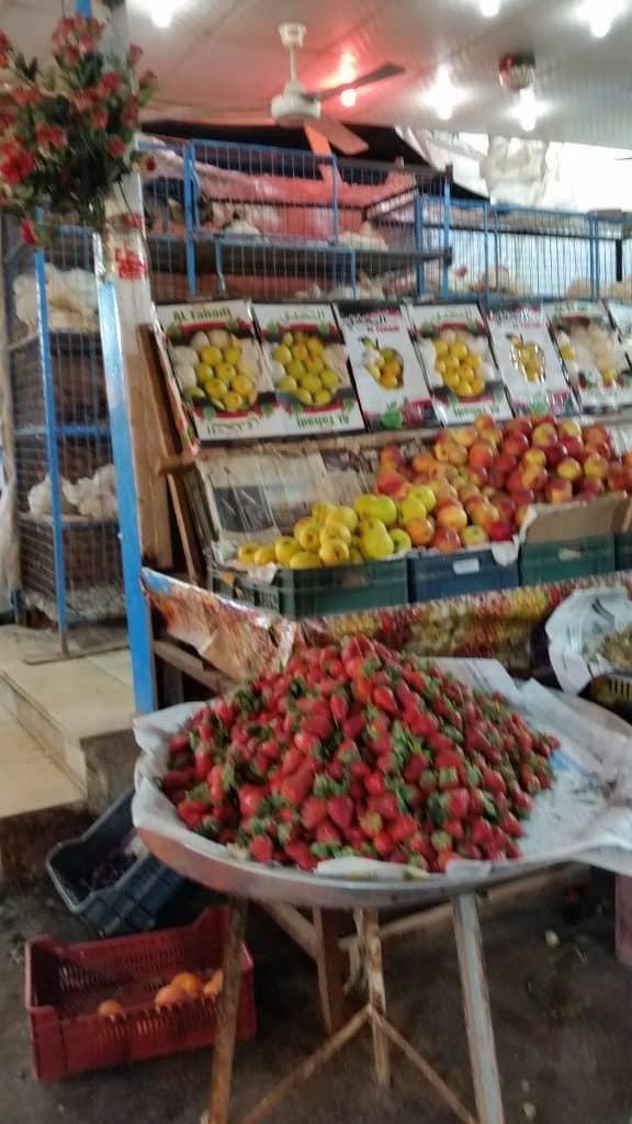Хургада-базар Дахар-9