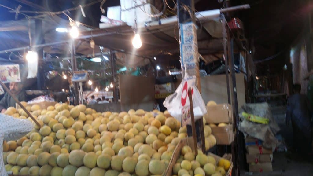Хургада-базар Дахар-2