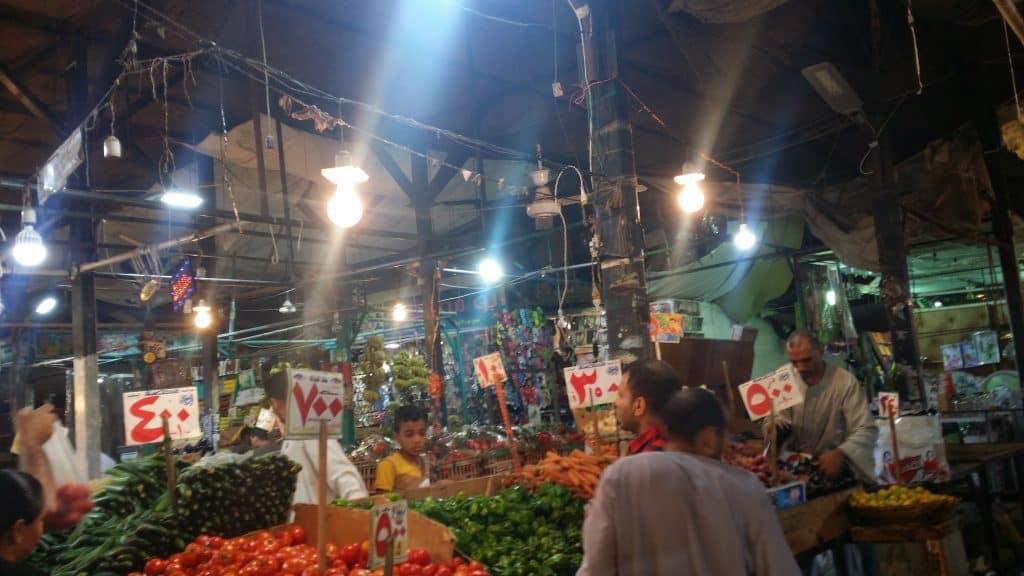 Хургада-базар Дахар-3