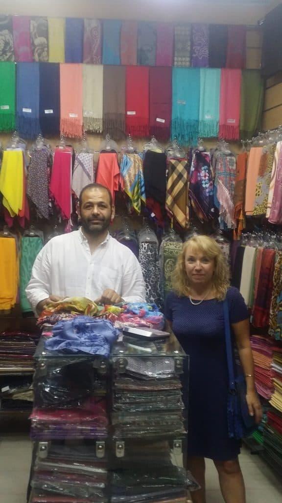 Египет такой какой он есть, улицы и магазины в Хургаде-3