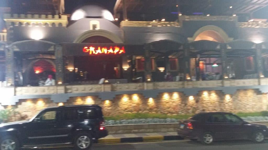 Египет такой какой он есть, улицы и магазины в Хургаде