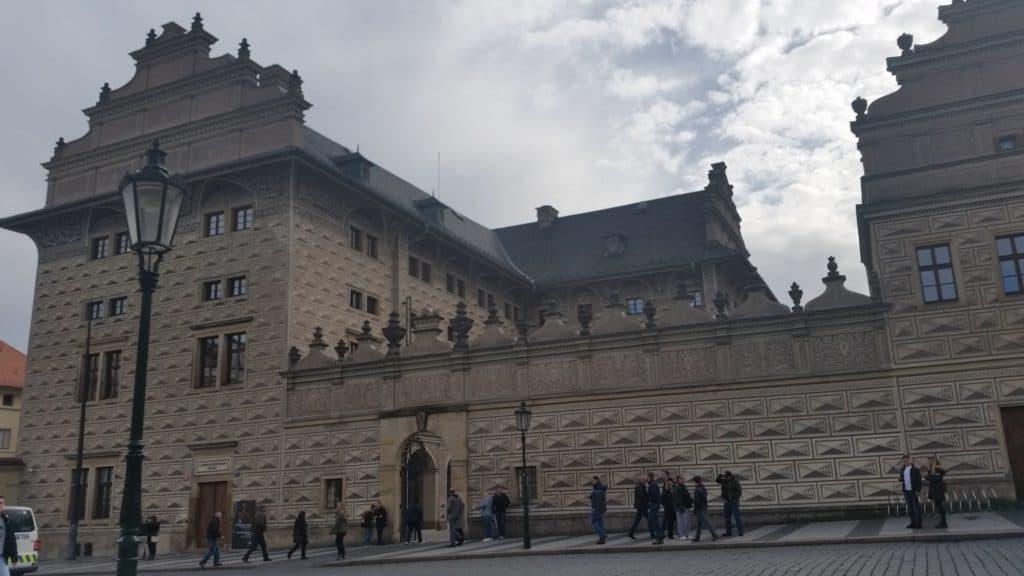 Градчаны, самый старый район в Праге-4