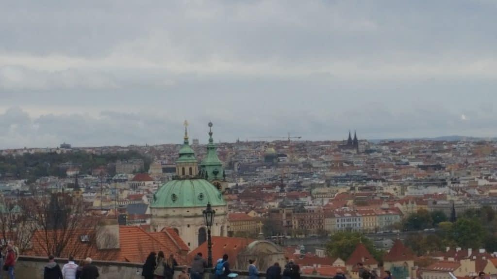 Градчаны, самый старый район в Праге-2