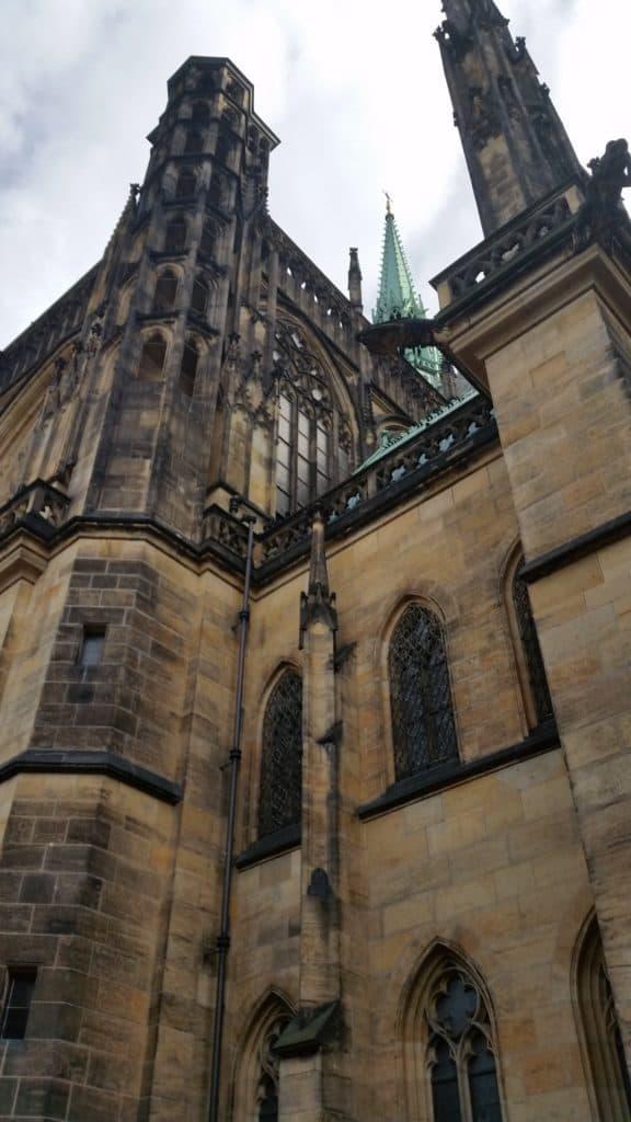 Градчаны, самый старый район в Праге-11