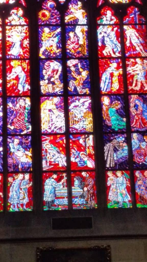 Градчаны, самый старый район в Праге-10