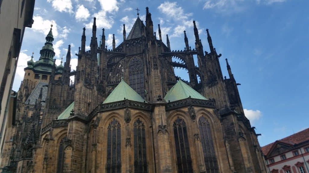 Градчаны, самый старый район в Праге-7
