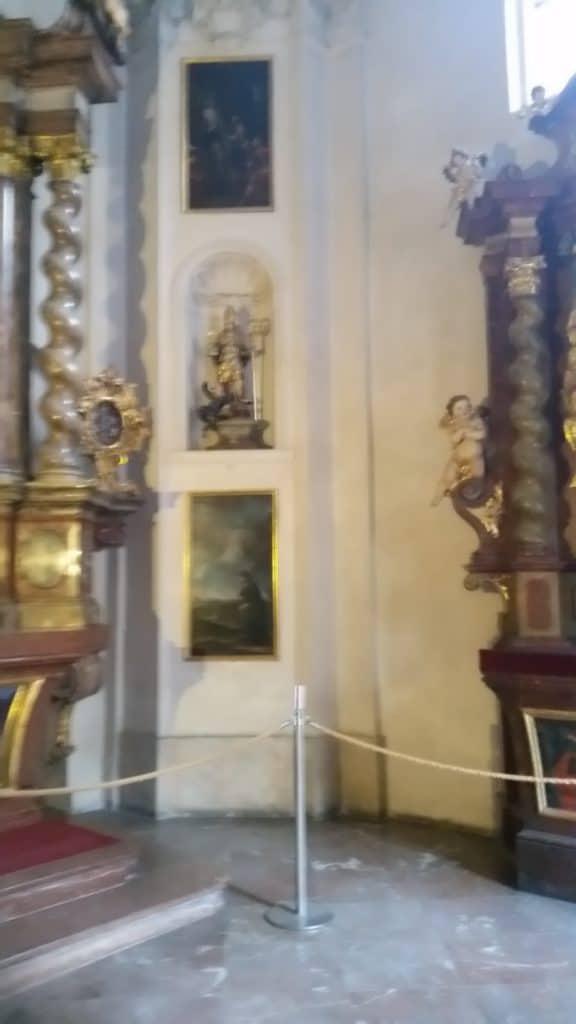 Градчаны, самый старый район в Праге-15