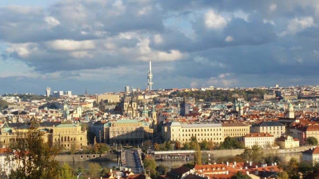 Градчаны, самый старый район в Праге-5