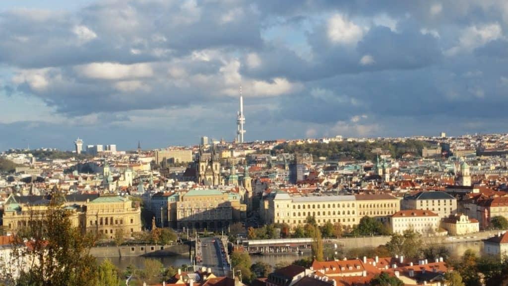 Градчаны, самый старый район в Праге-1