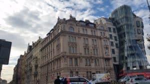 Dzień drugi w Pradze