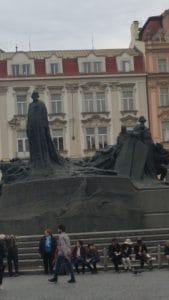 Dzień drugi w Pradze.