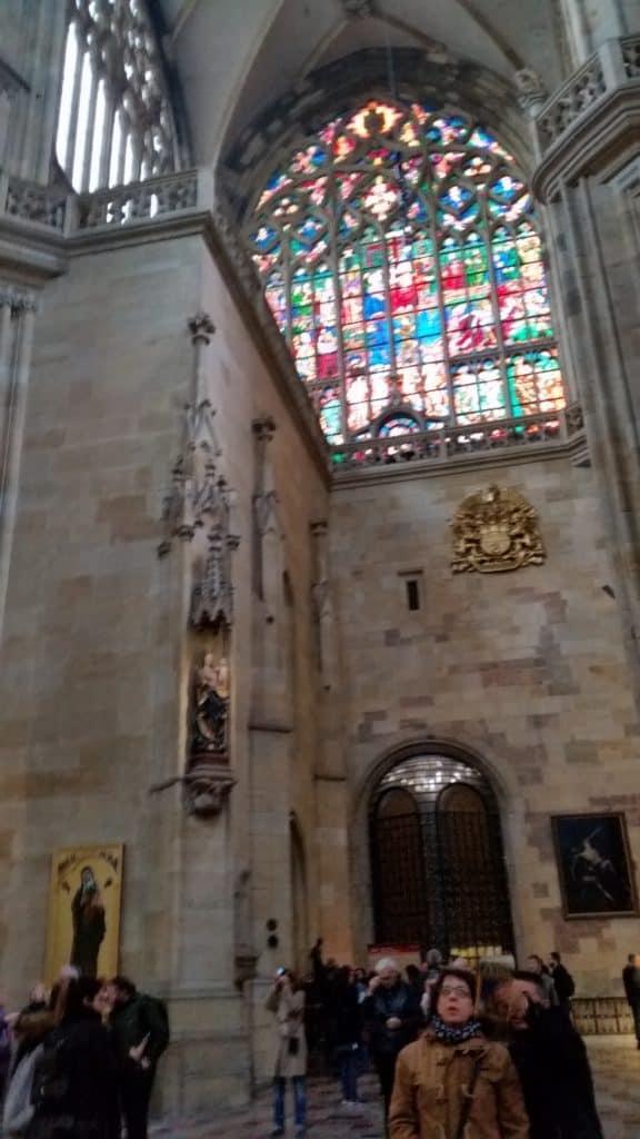 Градчаны, самый старый район в Праге-29