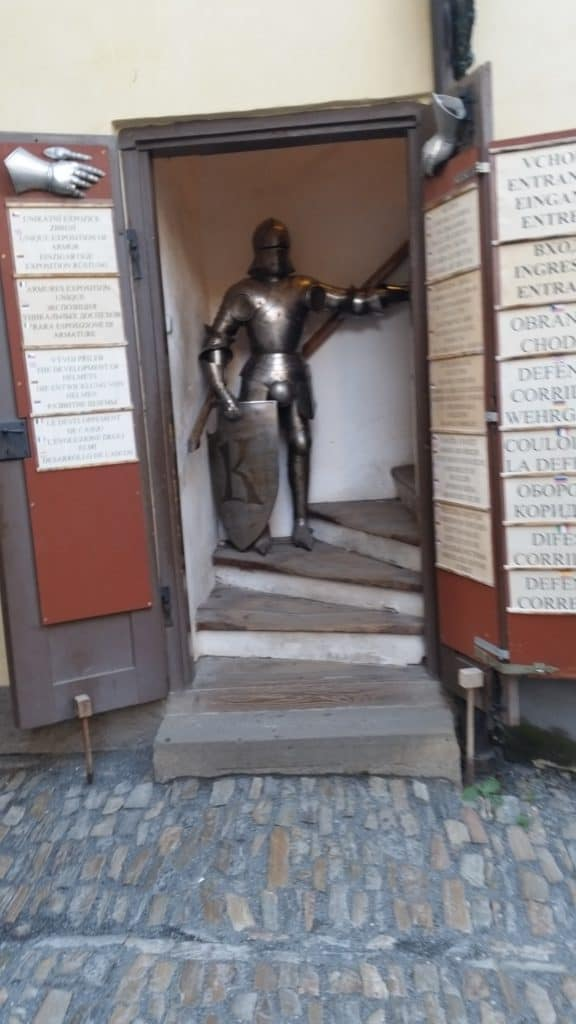 Градчаны, самый старый район в Праге-16