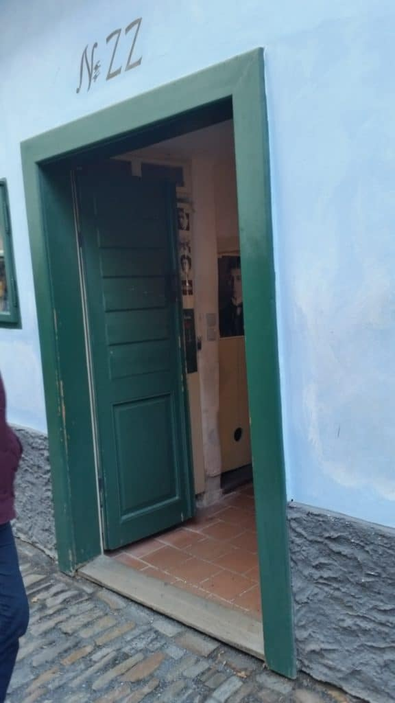 Градчаны, самый старый район в Праге-20