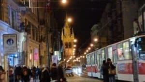 Świateczna Praga -16 grudnia 2017 roku.